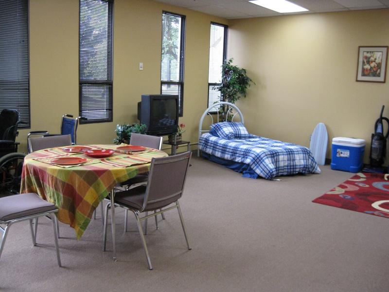 Living Home Skills Center