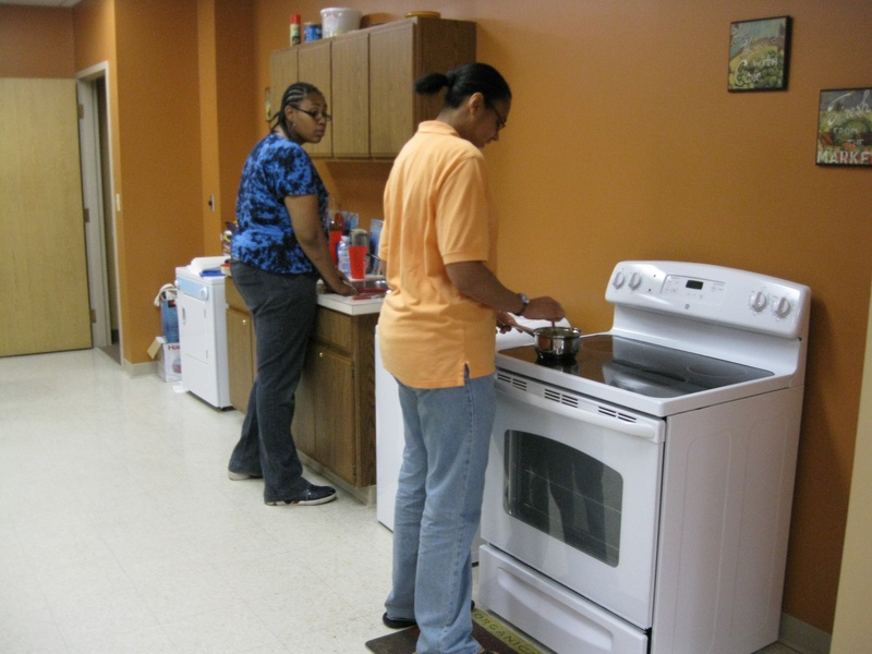 Cooking and Meal Preparation Center